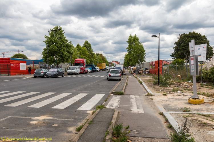 Promenade Campus Condorcet - 2015