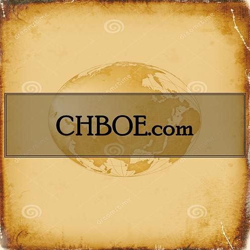 CHBOE.com