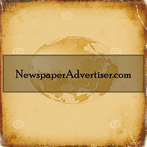 NewspaperAdvertiser.com