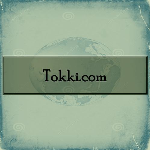 Tokki.com - SOLD