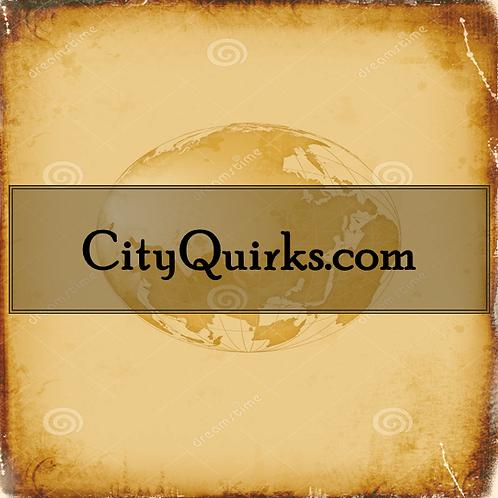CityQuirks.com