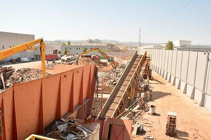 SMART Panel Construction Site Solar Fence