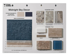 Midnight Sky Decor