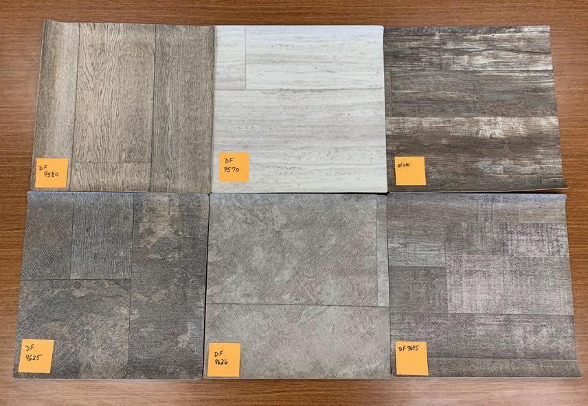 Vinyl Flooring Selection
