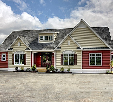 Town country homes inc vergennes vt modular mobile for Vermont country homes