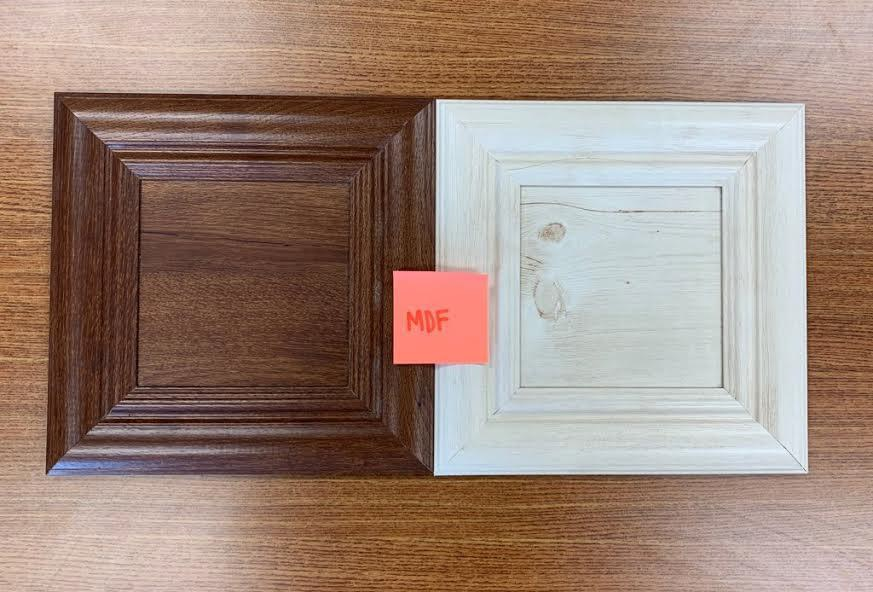 MDF Cabinet Selection