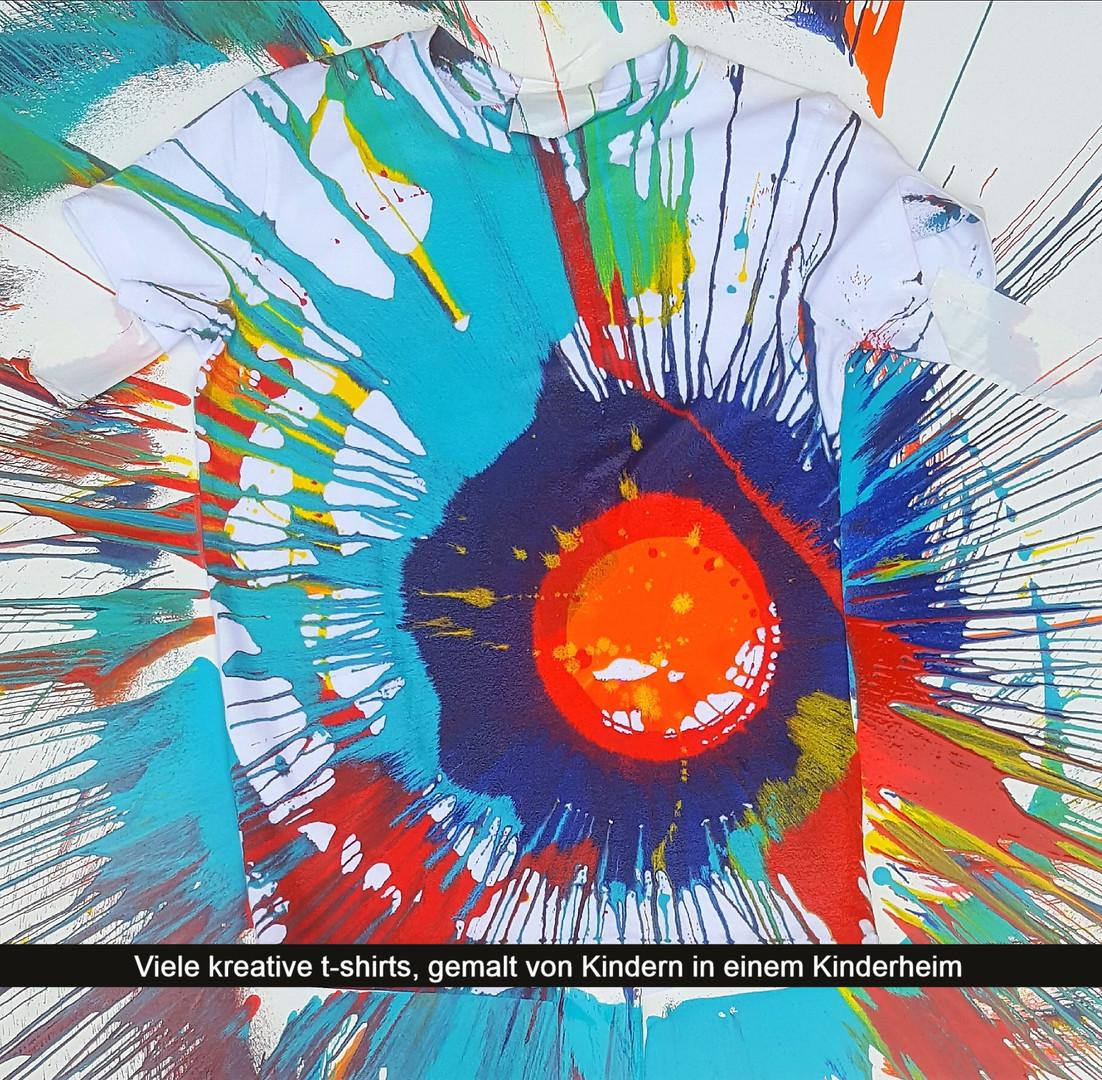 Kinderhilfsprojekt artistsforchildren.de Berlin