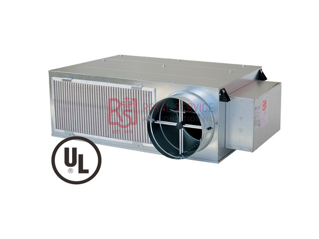 Lower Temperature Series Fan Powered VAV Terminal (LFPS)