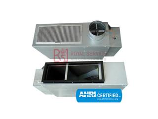 Parallel Fan Powered VAV Terminals (FPP)