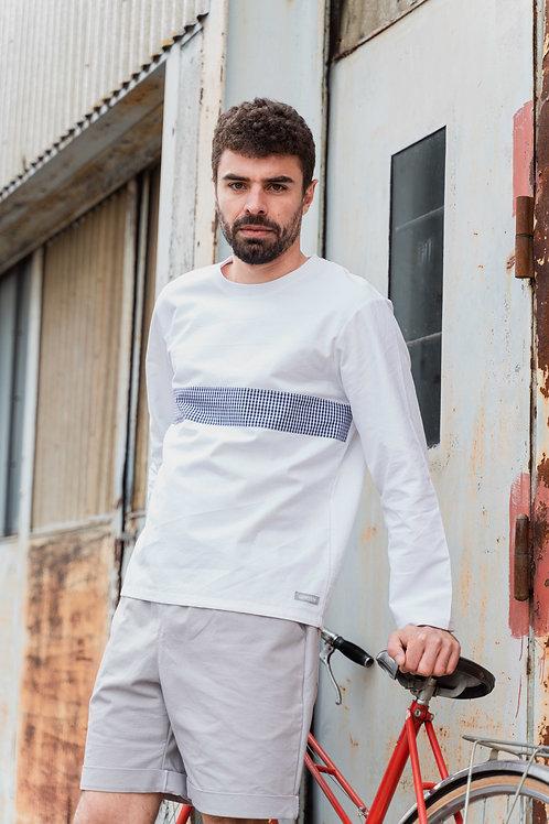 Le t-shirt à manches longues