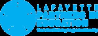 logo - lafayette partners in education -
