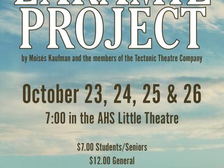 Dramadons Present: The Laramie Project