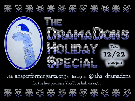 The DramaDons Holiday Special