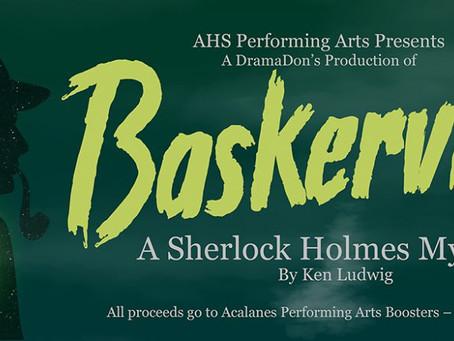Baskertville: A Sherlock Holmes Mystery