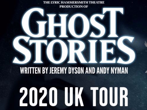 Ghost Stories Tour Announced