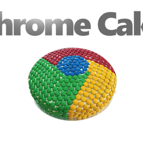 Not the Chrome Cake You Were Expecting?!