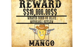 I Happen to be Notorious Mango. That, I Have no Control Over