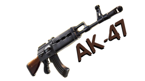 This AK-47 is Not a Device of Aggression