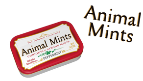 I Bought a Box of Animal Mints -- There was Nothing Inside. They'd Eaten Each Other !