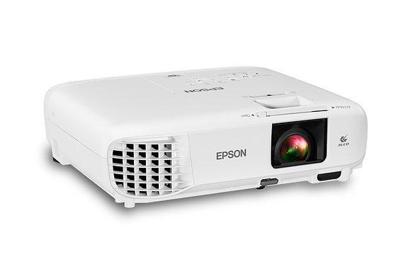 Proyector Portátil Epson PowerLite E20, XGA (1024x768), 3400 Lúmenes, con Bocina