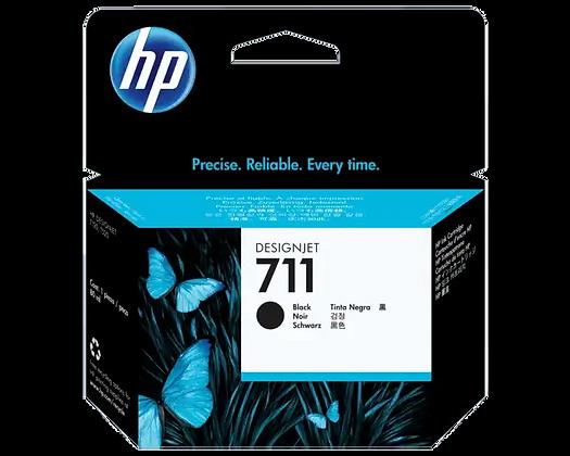 Cartucho de Tinta HP 711. Negro