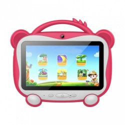 """Tablet Stylos KIDS 7"""", 16GB, 1024 x 600 Pixeles, Android 10.0 Bluetooth 4.2 Rosa"""