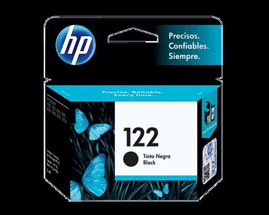 Cartucho de Tinta HP 122. Negro