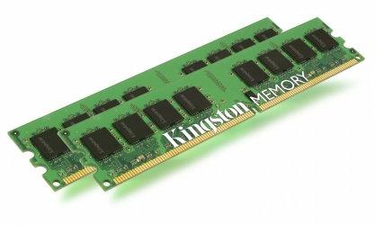 Kit Memoria RAM Kingston DDR2, 667MHz, 4GB (2 x 2GB), para HP ProLiant DL385 G5p