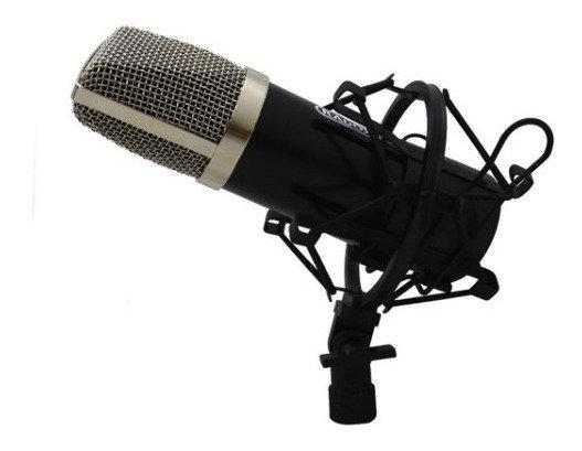 Radox Micrófono Alámbrico Vocal 490-601, Incluye Cable de 3 metros