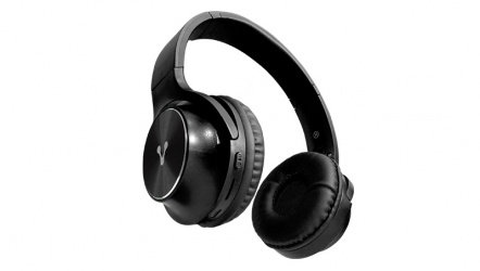Vorago Audífonos HPB-200, Bluetooth, Inalámbrico, Negro