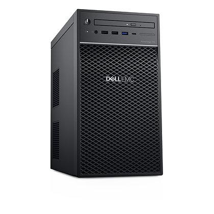 "Servidor Dell PowerEdge T40, Intel Xeon E-2224G 3.50GHz, 8GB DDR4, 1TB, 3.5"""