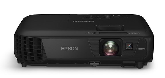Proyector Portátil Epson PowerLite S31+ 3LCD, SVGA 800 x 600, 3200 Lúmenes Negro