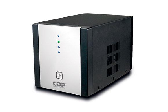 Regulador CDP R-AVR2408, 1800W, 2400VA, 8 Contactos