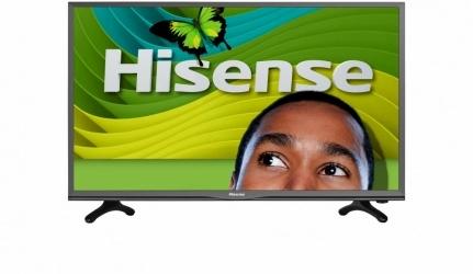 "Hisense TV LED 32H3D 31.5"", HD, Widescreen, Negro"