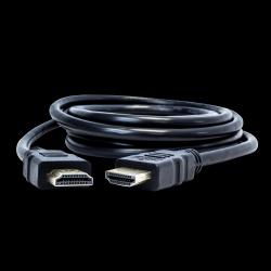 Vorago Cable HDMI Macho - HDMI Macho, 2 Metros, Negro