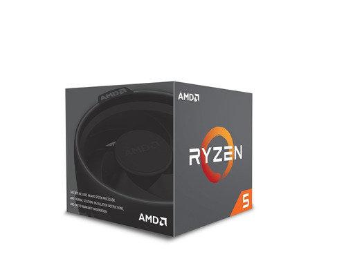 Procesador AMD Ryzen 5 2600, S-AM4, 3.40GHz, 16MB, Sin Gráficos Integrados