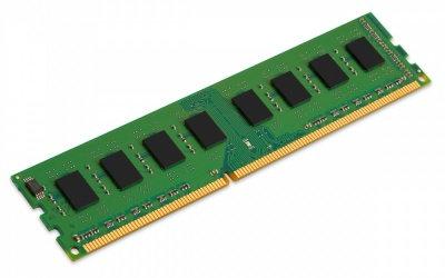 Memoria RAM Kingston DDR3, 1600MHz, 4GB, CL11, Non-ECC, Single Rank x8