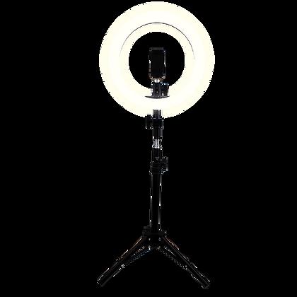 Aro de Luz Game Factor LRG300 - 30cm - USB - 1.5m - Negro