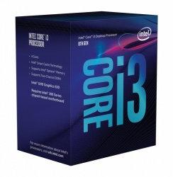 Procesador Intel Core i3-8100, S-1151, 3.60GHz, Quad-Core, 6MB Smart Cache 8va.