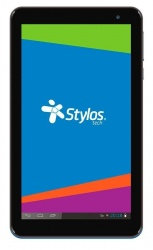 """Tablet Stylos 1+16 7"""", 16GB, 1024 x 600 Pixeles, Android 10, Bluetooth, Negro"""