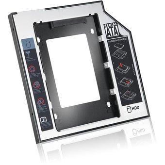 Case 2do Disco Duro 9.5 mm SATA