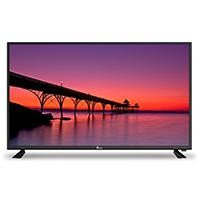 """Q-Touch Smart TV LED QTVLED32HD 43"""", Full HD, Widescreen, Negro"""