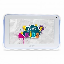 """Tablet Ghia Toddler GTAB718A 7"""", 8GB, 1024 x 600 Pixeles, Android 8.1, B. 4.0"""
