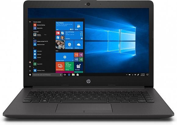 "Laptop HP 240 G7 14"" HD, Intel Celeron N4000 1.10GHz, 4GB, 500GB, W10 H 64 bits"