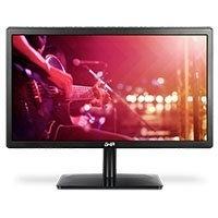 "Monitor Ghia MG2019 LED 19"", HD, Widescreen, HDMI, Negro"