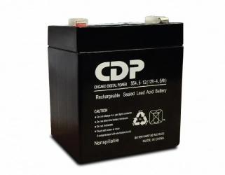CDP Batería Sellada B-12/4.5, 12V, 4.5A