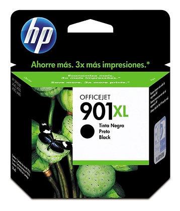 Cartucho de Tinta HP 901XL. Negro