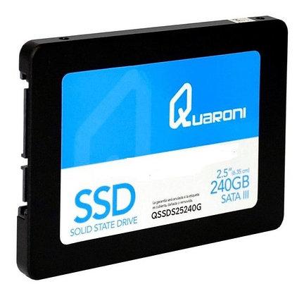 """SSD Quaroni QSSDS25240G, 240GB, SATA III, 2.5"""""""