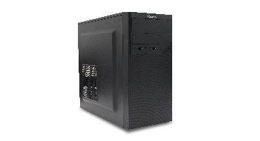 Gabinete Quaroni QCMT02, Tower, Micro-ATX/Mini-ITX, USB 2.0, con Fuente de 400W