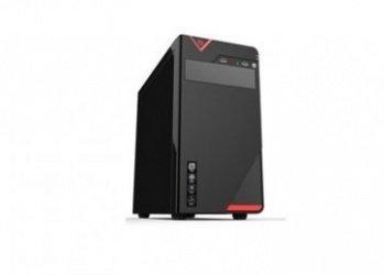 Gabinete Quaroni 92006CE, Midi-Tower, Micro-ATX/Mini-ITX, USB 2.0, Fuente 400W